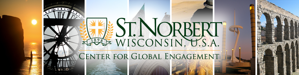 Study Abroad & Off-Campus Programs - St. Norbert College